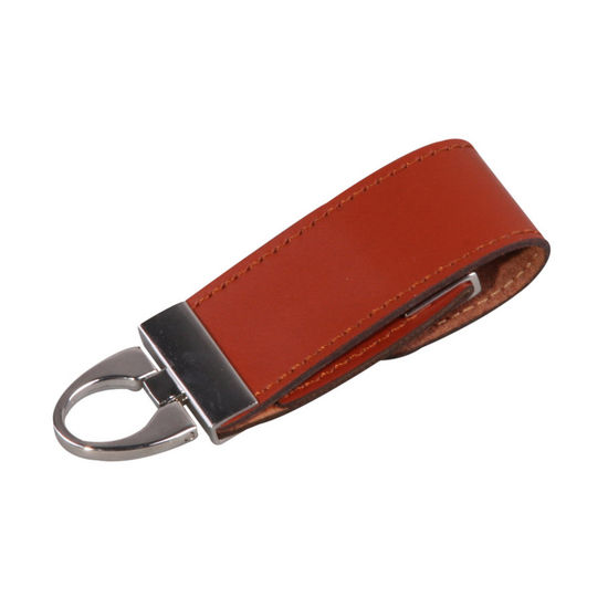 Key Leather USB-minne