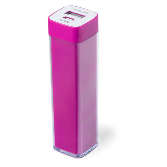 Powerbanken Sirouk 2000 mAh