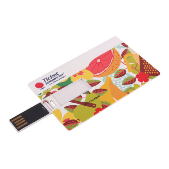 Slim Card USB-minne