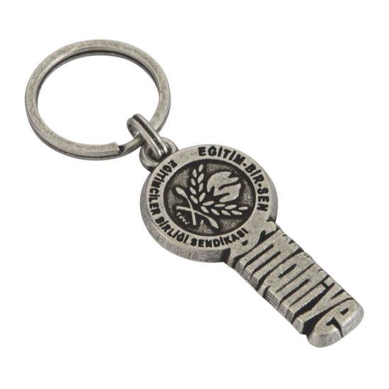 Nyckelring med egen form i 3D och zamakmetall - Profilprodukter för ... a9688363241dc